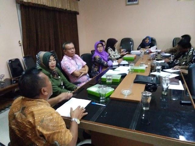 Komisi III DPRD Pangandaran Gelar Rapat Kerja Bersama Dinas Lingkungan Hidup dan Kebersihan