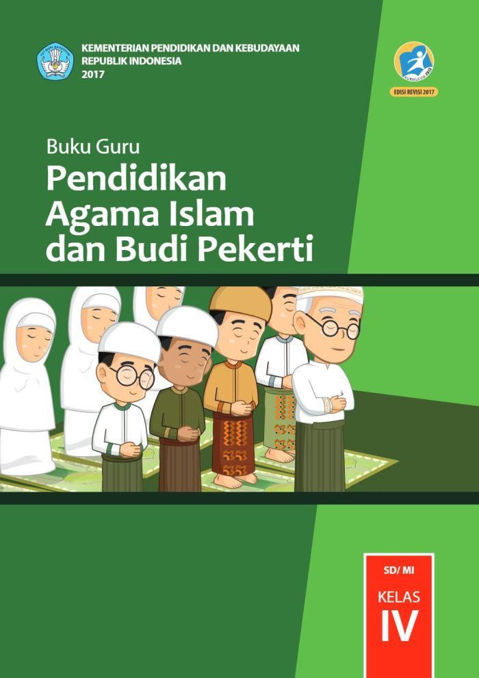 Buku Guru SD Kelas 4 Pendidikan Agama Islam dan Budi Pekerti