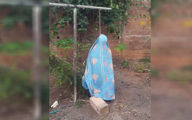 Se suicidó por la mala situación del país y la falta de comida