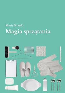 Marie Kondo Magia Sprzątania książka