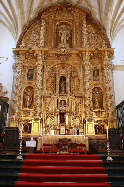 Altar mayor de la Catedral