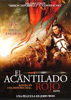 El Acantilado Rojo