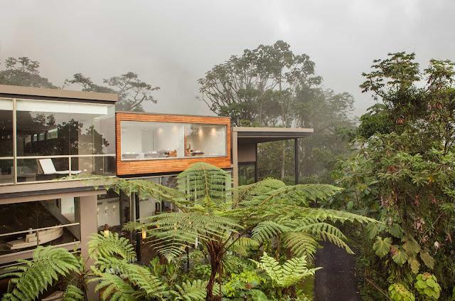 Hotel Mashpi Lodge en Ecuador