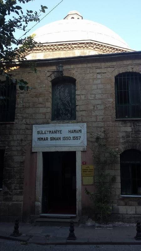 Baños Mas Antiguos De Estambul:con un poco de miedo porque creíamos que nos ibas a dar una paliza de