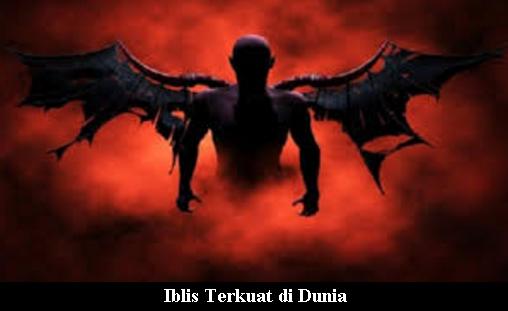 20 Iblis Terkuat dan Paling Berbahaya di Dunia