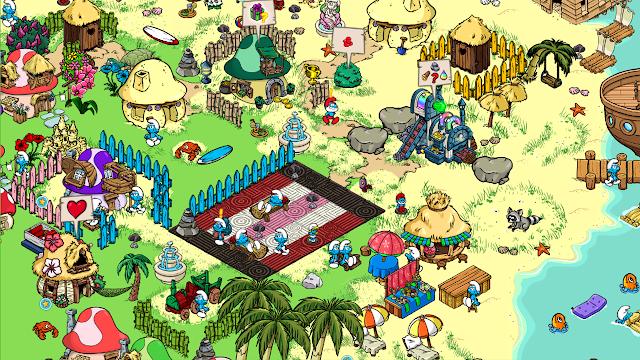 Smurfs' Village Apk