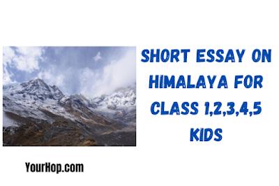 Essay on Himalaya