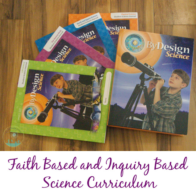 Science Curriculum that is Faith and Inquiry Based