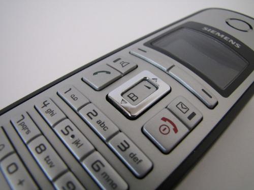 Huistelefoon / dect telefoon
