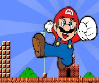 لعبة سوبر ماريو Super Mario games