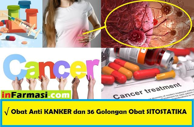 Obat sitostatika anti kanker