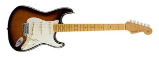 Fender Stratocaster guitar by Eric Jhonson