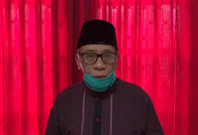 Ketua Forum Kerukunan Umat Beragama Provinsi Nusa Tenggara Barat (FKUB Provinsi NTB) Drs. H. Syahdan Ilyas MM