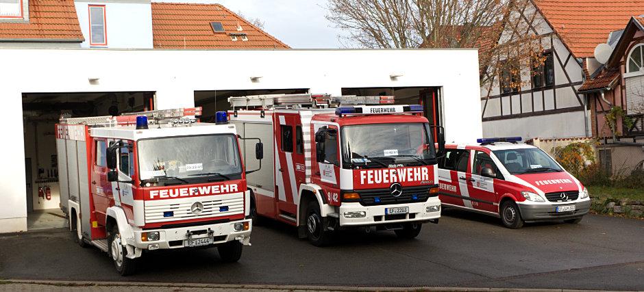 Freiwillige Feuerwehr Erfurt-Bischleben