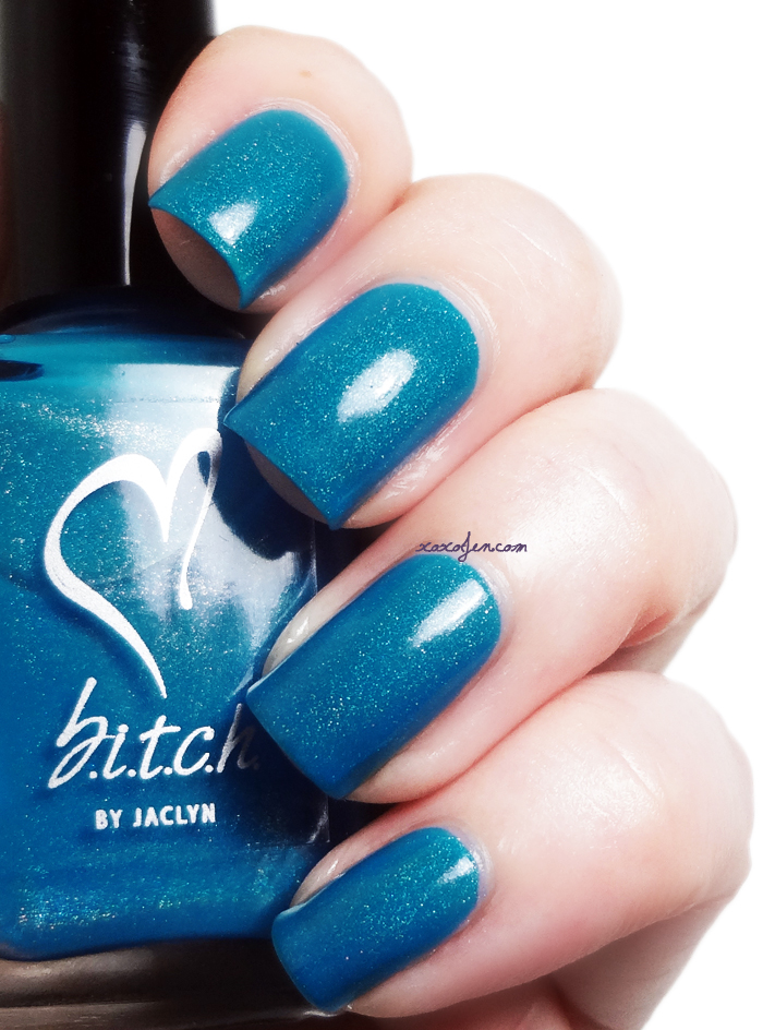 xoxoJen's swatch of b.i.t.c.h. by jaclyn Grower Not A Shower