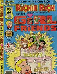 Richie Rich & His Girl Friends
