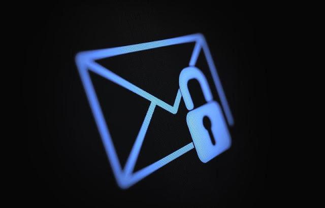 طريقة المحافظة على خصوصية رسائل البريد الإلكتروني الخاص بك بفضل تشفير هذه الرسائل.