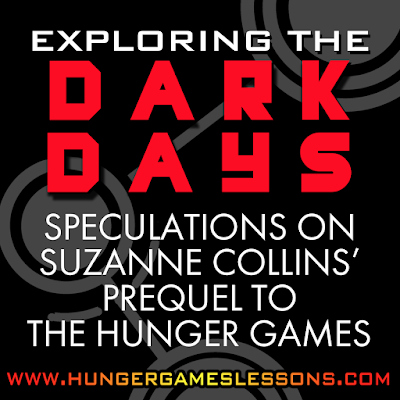 The Hunger Games prequel Speculations www.hungergameslessons.com