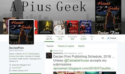 A Pius Man Twitter