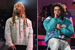 "Watch: Ty Dolla Sign & J. Cole Turn Up ""Purple Emoji"" Video"