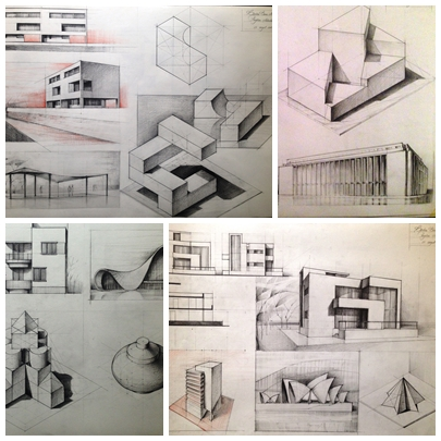 Architecture Design Exam dreams of an architect: summer preparation for architecture exam
