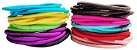 Elastic hair bands, hair bands, hair rubber, bag, handbags