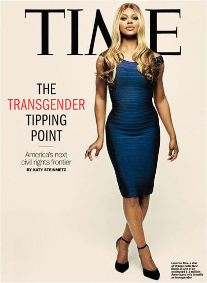 5 Kisah Transgender Yang Menjadi Bintang Di Majalah