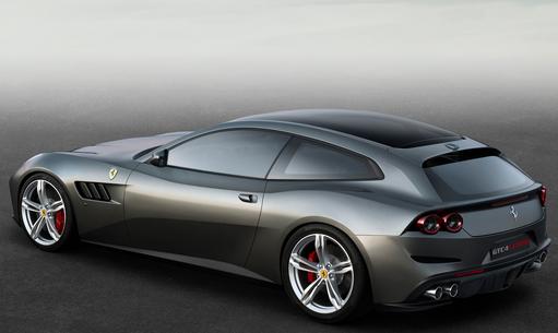 2018 Ferrari FF Price