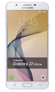 Firmware Samsung J7 Prime SM-G610F