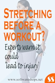 Stretching before a workout? Experts warn it could 'lead to injury'