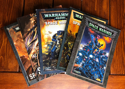 Space Marines Codexes