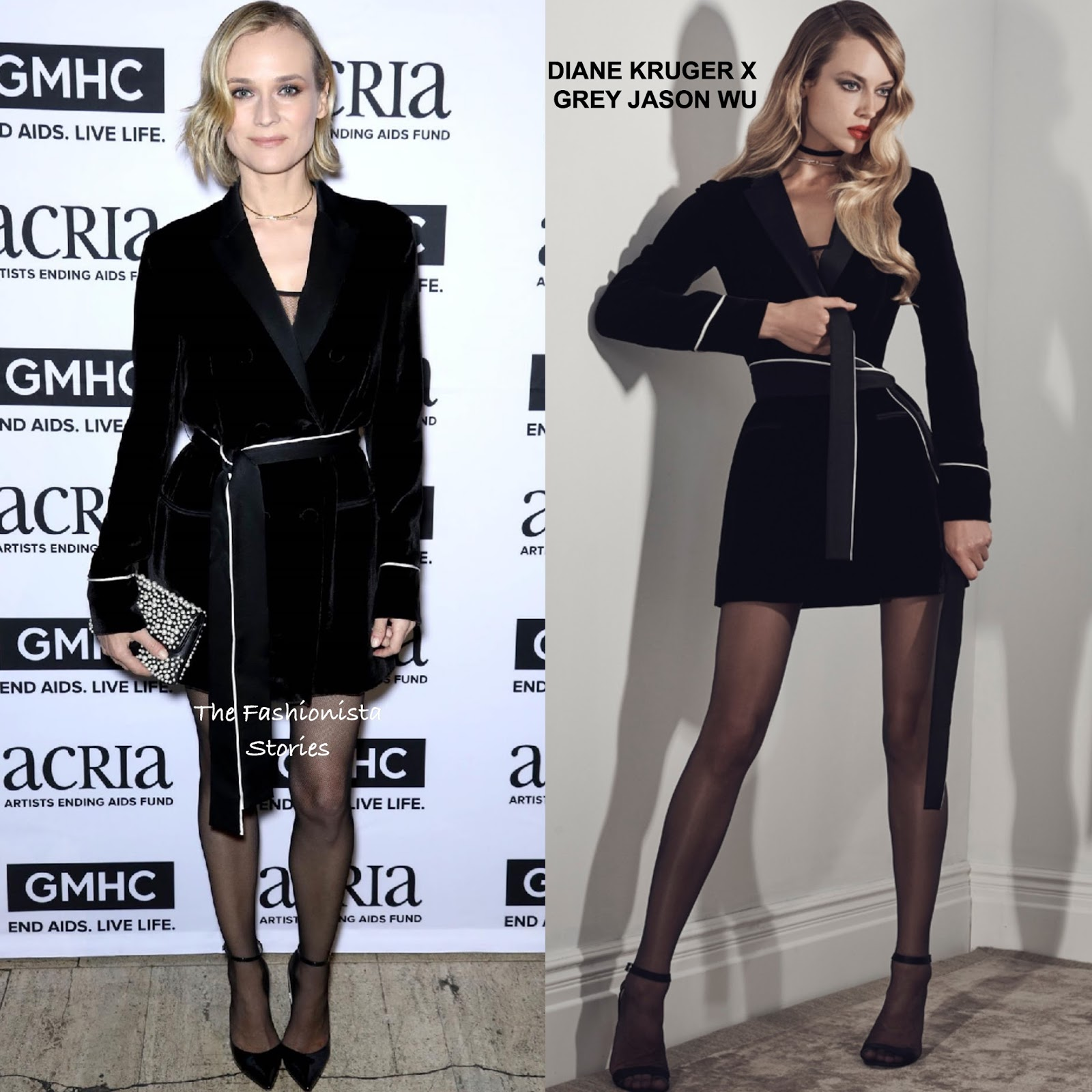 Diane kruger pantyhose All