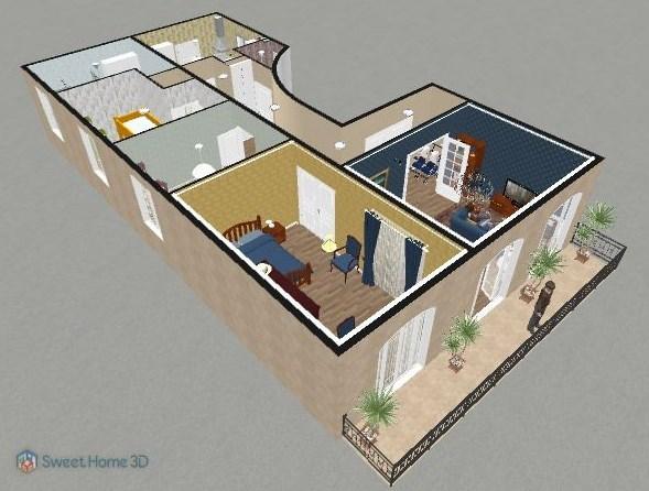 Aplikasi Membuat Desain Rumah PC
