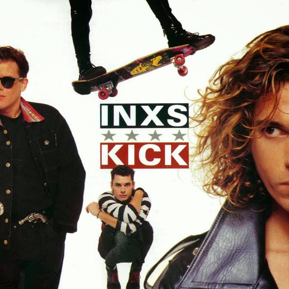 Inxs Never Tear Us Apart: By Michael Bailey: INXS