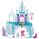 My Little Pony Crystal Empire Playset Princess Cadance Brushable Pony