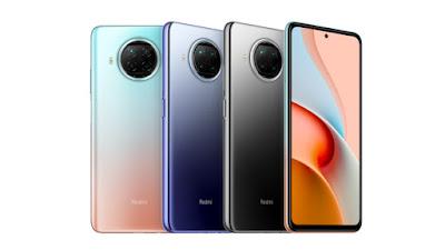 Redmi-note-9T-colour-mobile
