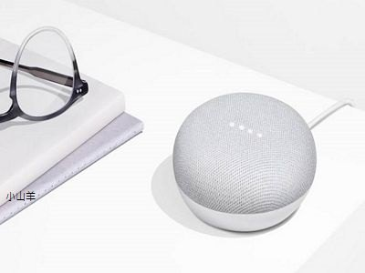 谷歌智慧喇叭Google Home