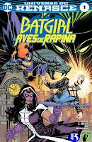 DC Renascimento: Batgirl e as Aves de Rapina #1