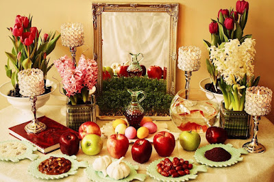 Nowruz is the first day of Persian solar year, and one of the oldest celebrations of the ancient Persia, originated from ancient Iran and is still celebrated in several areas of the Iran's plateau at the beginning of the spring.