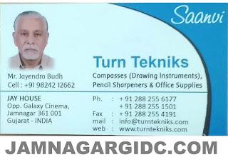 TURN TEKNIKS - 9824212662