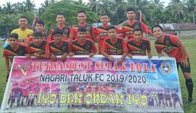 skuad tim,mudiak united,nagari taluk fc,perempat final
