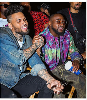 Davido's Video With Chris Brown Breaks Record, Hits 1 Million Views In 12 Hoursl