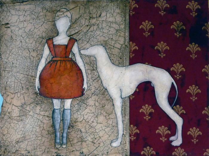 Простые и сдержанные образы. Roberto Fantini