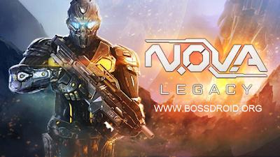 Game NOVA Legacy Apk