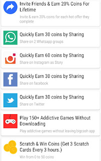 Try BigCash: The Highest Paying Reward App ever! Make money quickly by downloading apps and games.The Best part is you can Exchange 2500 Points for $15 Paypal Cash or Amazon, GooglePlay, iTunes or Other Gift Cards. Please Input My Invitation Code ipwyrqqq after installation, and you will get an extra 70 Credits From Me! You can Download it from Google Play here