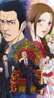 anime Back Street Girls, Back Street Girls, sinopsis anime Back Street Girls
