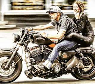 The Best Harley Davidson Slow Style