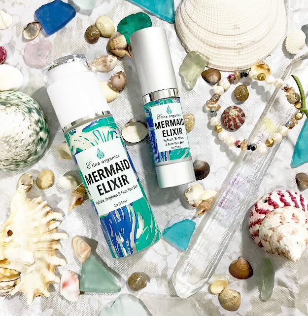 The Luxurious Mermaid Elixir Moisturizer with Marine Collagen, Pearls & Peptides