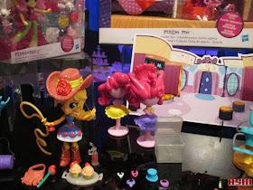 Equestria Girls Mini Toy Fair 2016 Applejack Set