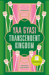 pink and green book cover